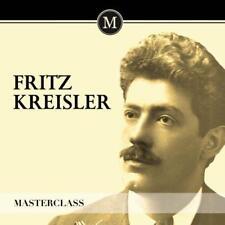Fritz Kreisler - Masterclass - Various (NEW CD)