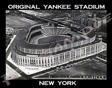 New York - Yankee Stadium ORIGINAL - Travel Souvenir FLEXIBLE Fridge Magnet