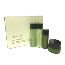 Innisfree Sample Green Tea Balancing Special Kit 4 Item, Skin+Lotion+Cream+Serum