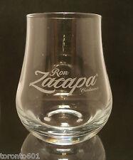Ron Zacapa Rum glasses X 6