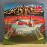 BOSTON Don't Look Back 1978 UK vinyl LP EXCELLENT CONDITION