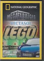 National Geographic: Megafabricas Vol. 2 (DVD) Mictasol Promotion