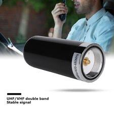 NMO Universal UHF VHF UV Dual Band Antenna Car Mobile Radio Super Short Antenna