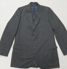 Brooks Brothers Wool Gray Suit Jacket Sport Coat 42 XL