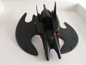 Toybiz Batman Batwing w/ Villain Cruncher Action - 1989 - For Spares or Repair