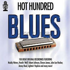 Hot Hundred Blues - 100 GREATEST HITS OF BLUES - 4 CD SET NEW GOT THE BLUES