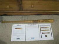 Johnny Bench Game Used Baseball Bat PSA DNA Certified 1981-1982