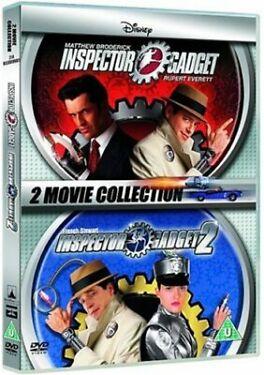 Inspector Gadget 1and2 Duopack DVDRegion 2