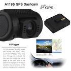 "VIOFO A119S Advanced V2 2.0"" LCD Capacitor HD 1080P Car Dash Camera DVR + GPS"