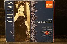 G. Verdi - La Traviata / Callas/Giulini   2 CD-Box