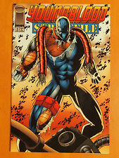YOUNGBLOOD. Strikefile. 3 Aug 1993. Image. Malibu Comics Canada (En Anglais)