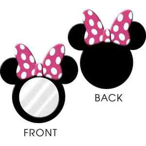 Minnie Mouse Dream Disney Kids Dress Up Birthday Party Favor Toy Mini Mirrors