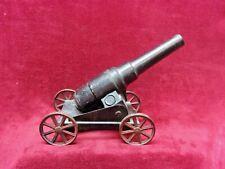 Vintage Cast Iron Big Bang Cannon