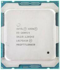 More details for intel xeon e5-2699c v4 sr2tf 22 core 2.20ghz 55mb l3 cache processor e5-2699