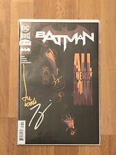DC Batman 67 Signed By Tom King & Lee Weeks