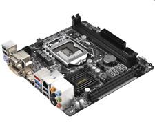 ASRock B85M-ITX  Intel LGA 1150/ H3 Mini-ITX Motherboard backplate included