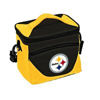 Pittsburg Steelers Halftime Lunch Cooler Zipper Insulated Bag NFL Official Gear