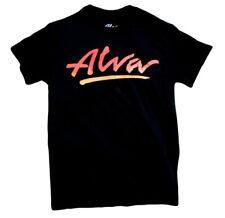 Alva - OG Logo Mens Tee Black