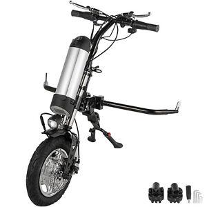 Rollstuhl-Zuggerät Rollstuhl 36V 350w Anklemm-Handbike Einstellbare Klaue