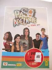 DVD FILM COFANETTO- PASSO ADELANTE-prima serie- CON 7 DVD + T-SHIRT-SIGILLAT NEW