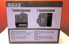 MEIKE Battery Grip per Canon EOS 5D Mark III 5D3 macchina fotografica come BG-E11)