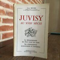 Louis Brunel Juvisy A Eduardiano Siglo Unterschlagung de La Pavé Royal Lyon 1975