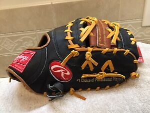 "Rawlings RFM25BT 12"" Youth Baseball First Base Mitt Right Hand Throw NWTags"