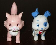 Strawberry Shortcake Bandai Custard and Pupcake Figures
