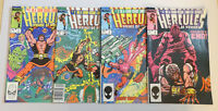 Hercules Prince Of Power Mini Series 1 2 3 4 COMPLETE SET (Marvel Comics 1983)