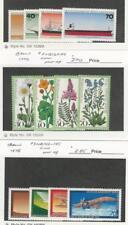 Germany - Berlin, Postage Stamp, #9NB133-40, 9N142-5 Mint NH, 1977 Ships
