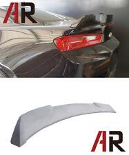 R1 Unpainted Trunk Spoiler Wing For 2016-2017 Chevy Camaro SS V8 V6