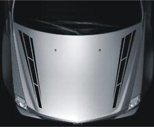 Car Racing Sport Stripe Hood decals Vinyl Graphics Truck Bonnet stickers CG431
