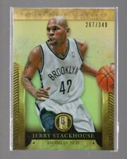 Jerry Stackhouse 2012-13 PANINI GOLD STANDARD #156 /349