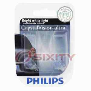 Philips Parking Light Bulb for Jaguar Super V8 Vanden Plas X X-Type XF XFR im
