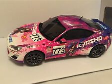 Kyosho Mini-Z Sports MR-03 Toyota JKB86 2014, 1/27, 2.4GHZ RC Radio 32201JKB2