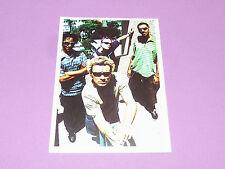 N°106 PRODIGY PANINI SMASH HITS PLANET POP 1998 FRANCE COLL. '99