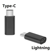 ✅Lightning auf Type-C Adapter Lightning BUCHSE zu to USB-C STECKER iPhone iPad✅