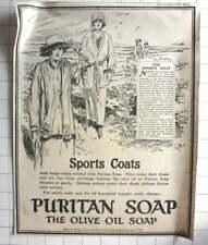 1919 Christopher Thomas Bristol Soap Makers Olive Oil Soap