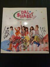 Dal Shabet 'Pink rocket' Promo Album Signed