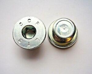 M22 x 1.5 Hexagon Socket Plug Hex Skt Head Bolt Zinc Plated