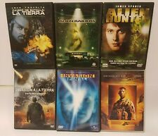 PELICULA DVD PACK INVASION EXTRATERRESTRE 6 TITULOS
