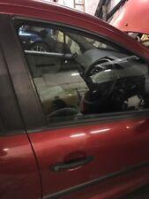 PEUGEOT 207 5 DOOR DRIVERS SIDE FRONT WINDOW - GLASS