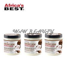 Originals Africa's Best Coconut Creme Restorative Conditioner 15 oz (3 PACK)