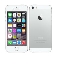 Apple iPhone 5s - 16GB - Silber (Ohne Simlock) A1533/1530 no finger sensor Handy