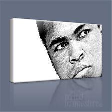Muhammad Ali Legends COLLEZIONE iconica tela pop art print PICTURE ART Williams