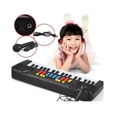 37 Keys Electronic Organ Digital Piano Keyboard with Microphone Mic for Children