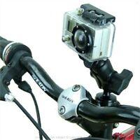 Cycle Bicicletta Testa Attacco Manubrio Supporto Telecamera Per Go pro Hero