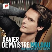 XAVIER DE MAISTRE - MOLDAU-THE ROMANTIC SOLO ALBUM  CD NEU VARIOUS