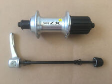 Shimano Deore LX FH-T660 HR Nabe 32 Loch Silber Neu