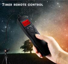 Time Lapse Intervalometer Remote Timer Shutter fr Canon EOS 60D 550D 1000D 1100D